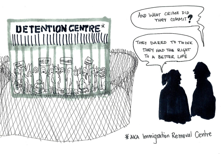 detention centre